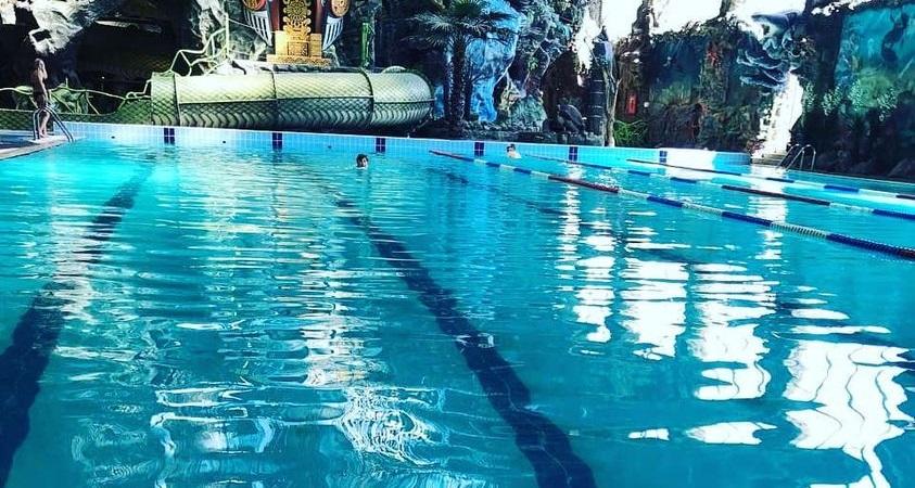 бассейн в Харькове